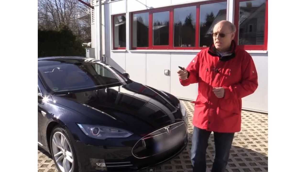 Incredibly Thorough Tesla Model S Review
