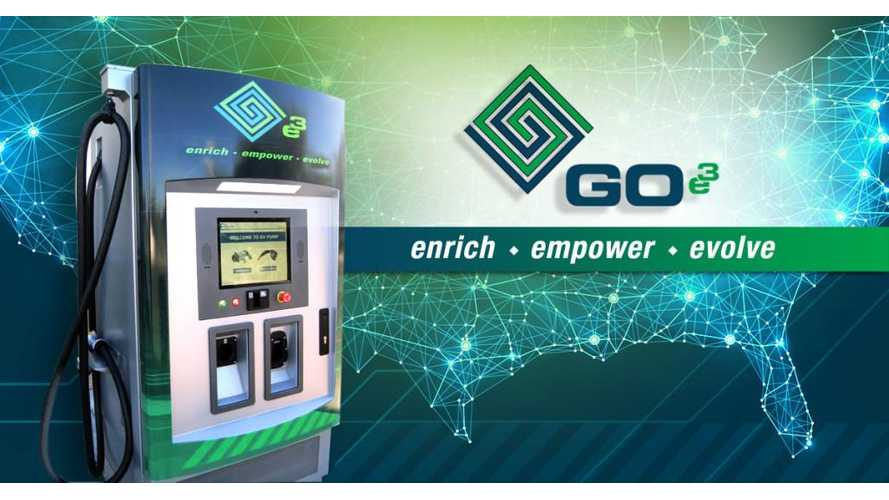 GOe3 Launches First Universal Charging Station Route From Phoenix To Tucson
