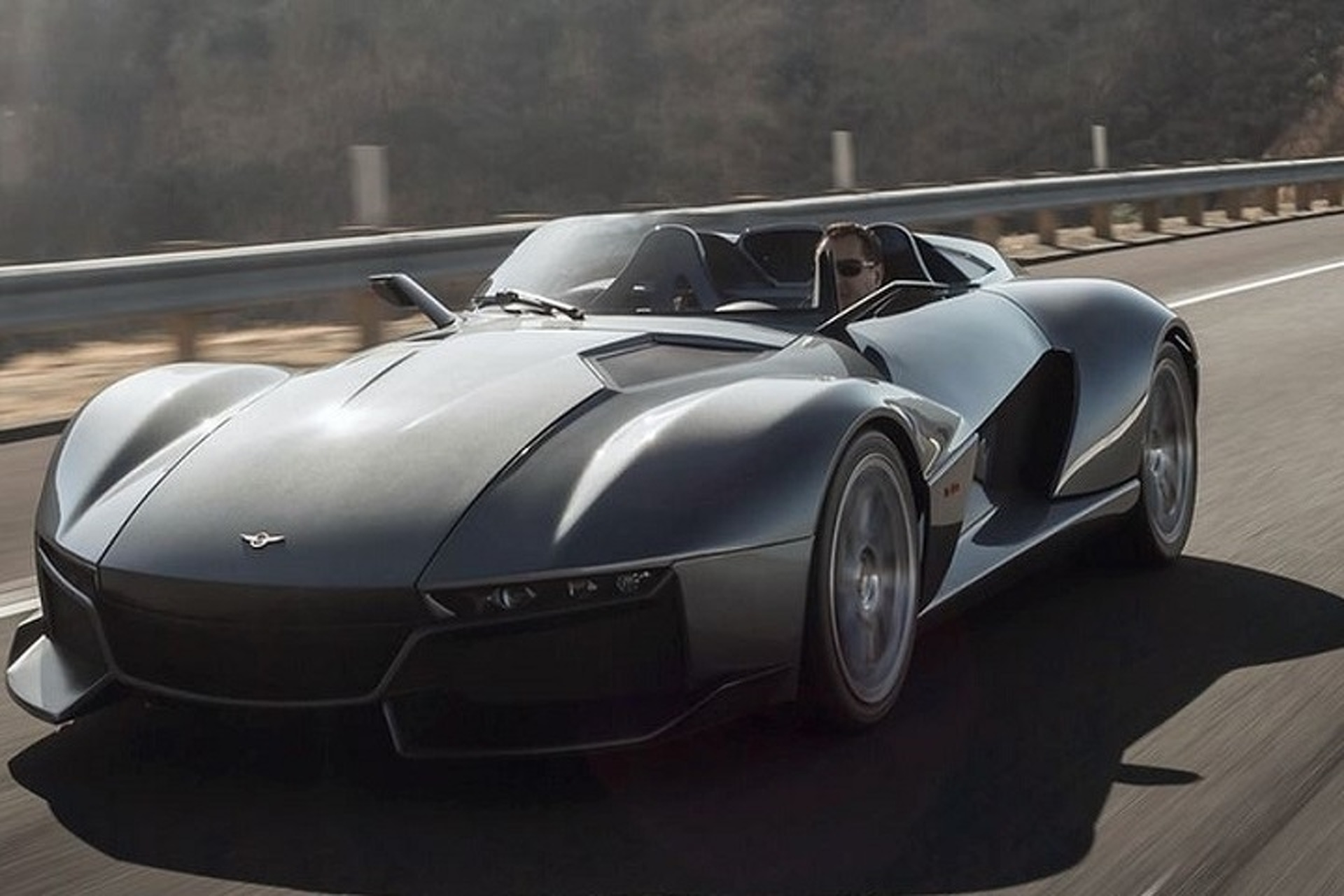 Chris Brown Just Bought an Ultra-Rare Rezvani Beast