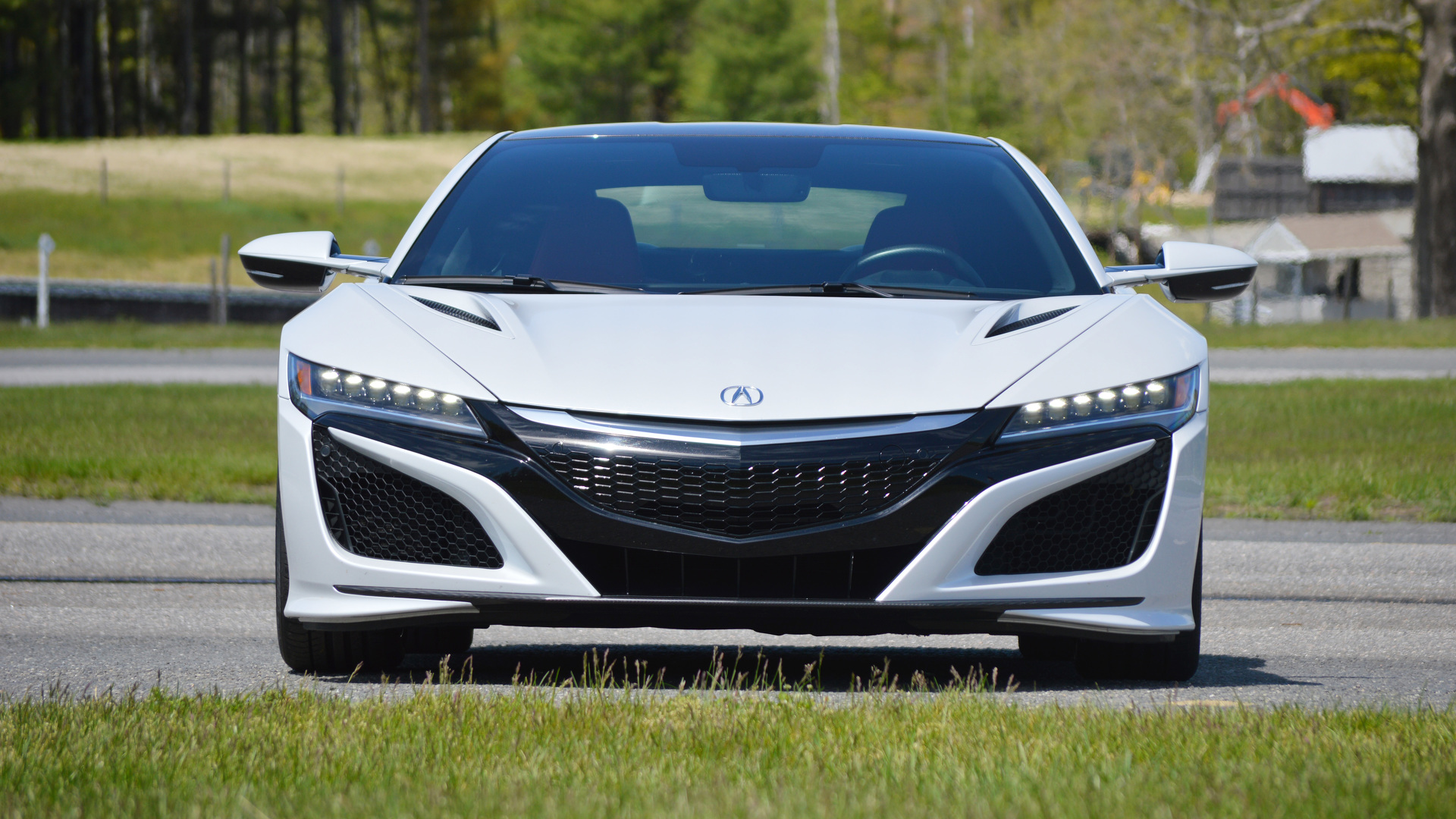 First Drive 2017 Acura Nsx Fuse Box