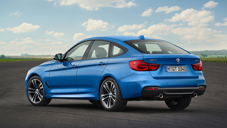 BMW 3 Series GT is cancelled