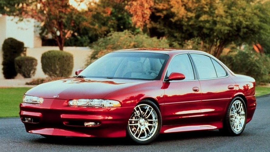 2000 Oldsmobile Intrigue concept