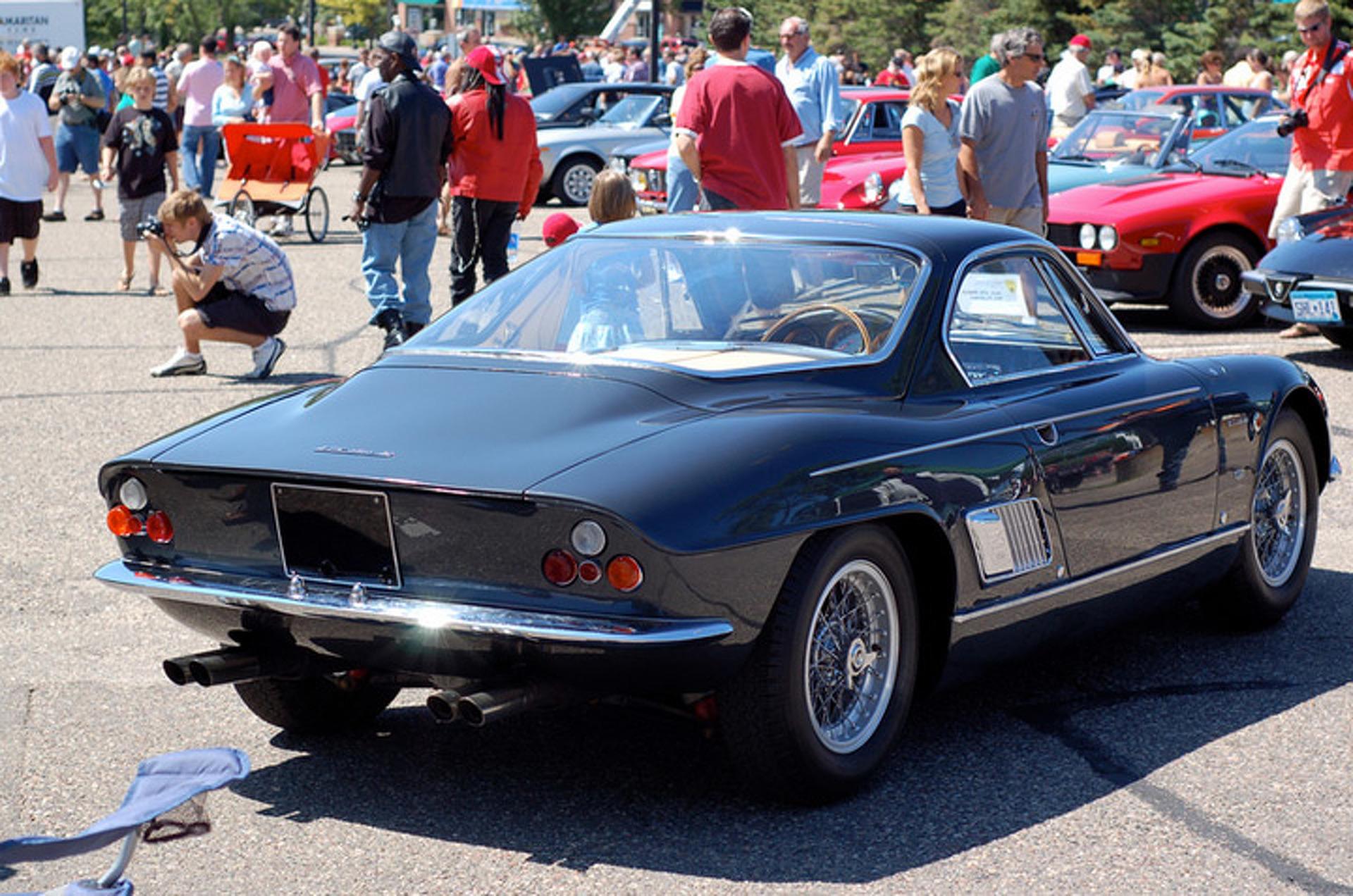 ATS 2500 GT: What Happens When Engineers Quit Ferrari