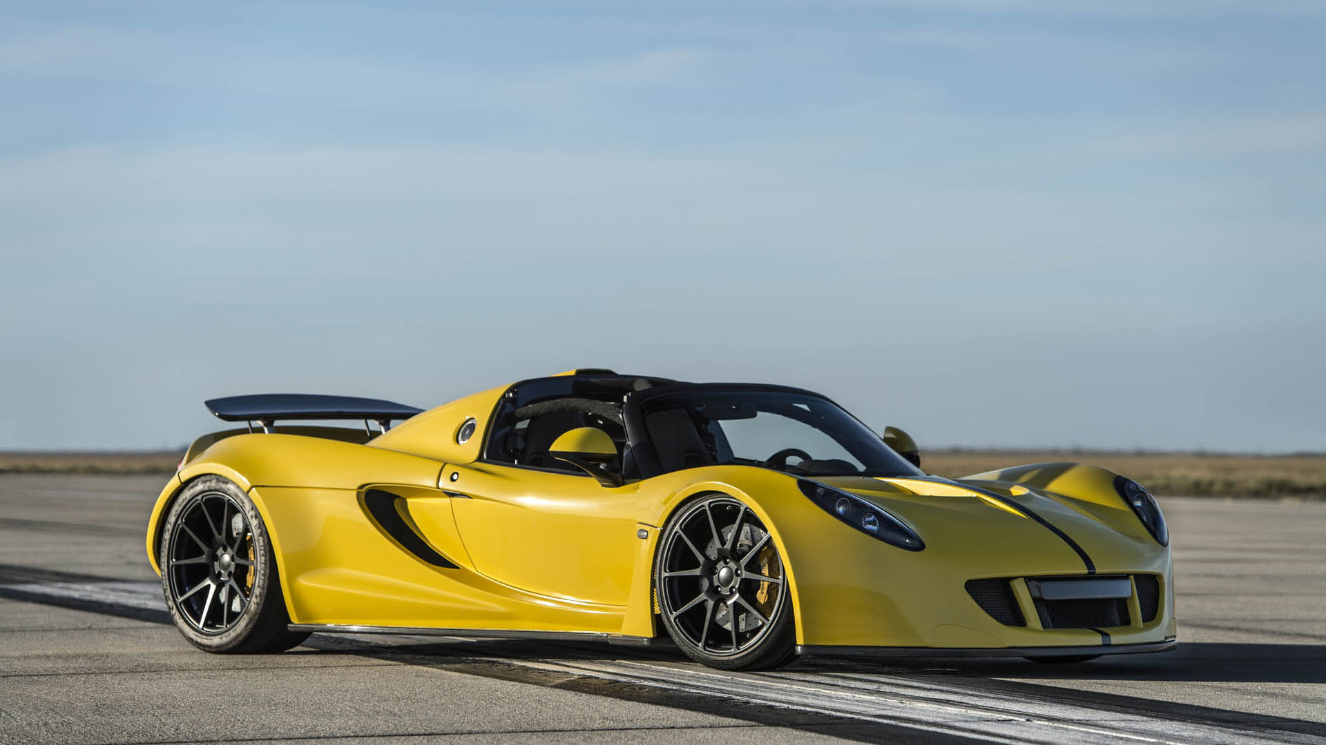 Hennessey Venom Gt Spyder Becomes The Worlds Fastest Convertible 1995 Honda Civic Transmission Diagram Car Tuning