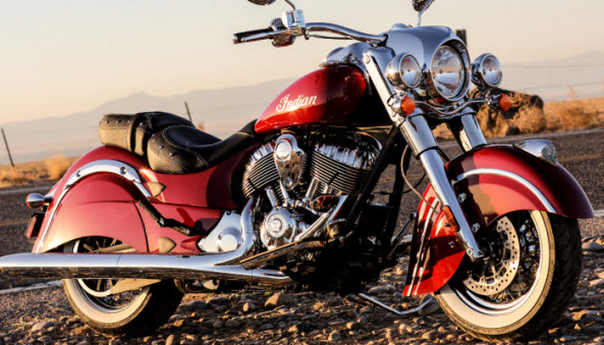 Indian Motorcycles Returns...Again
