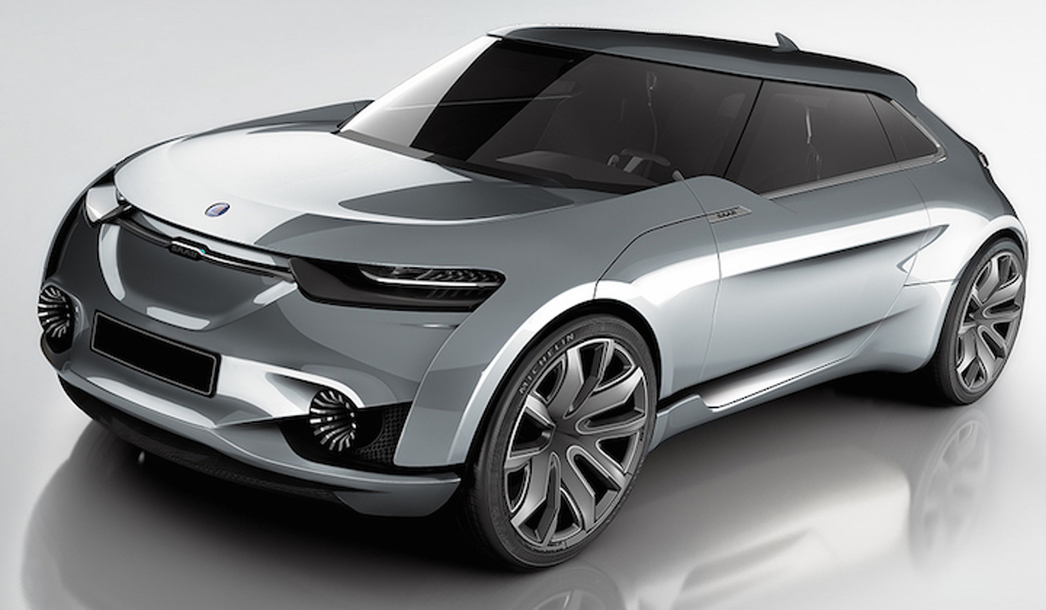 This Small, Saab SUV Could Have Saved the Brand