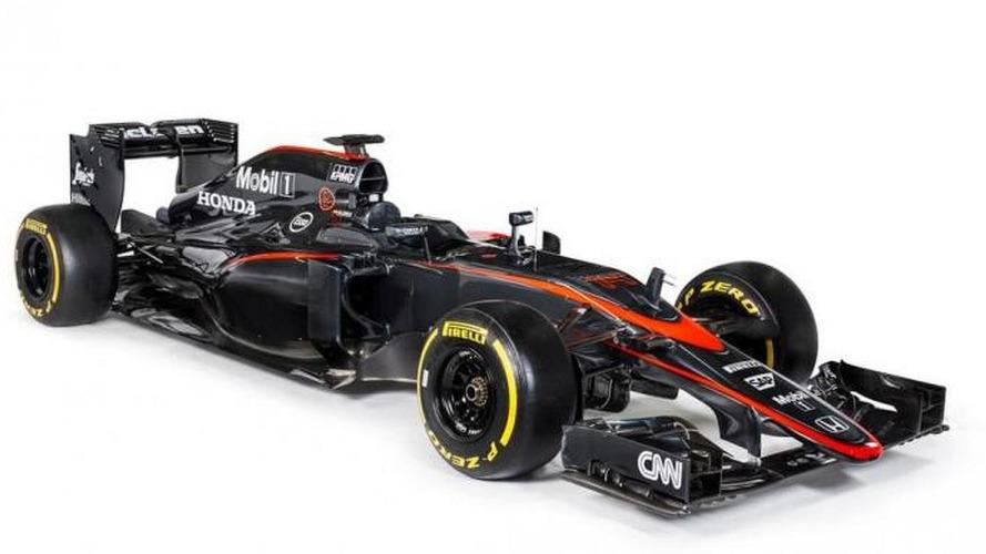 McLaren reveals dark new F1 livery