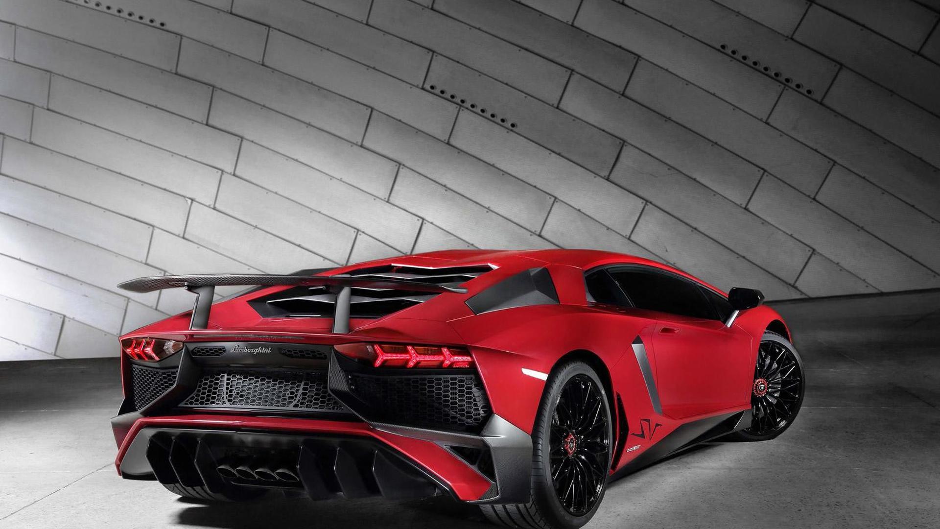 Lamborghini Aventador Sv Arrives In Us With 493069 Price Tag