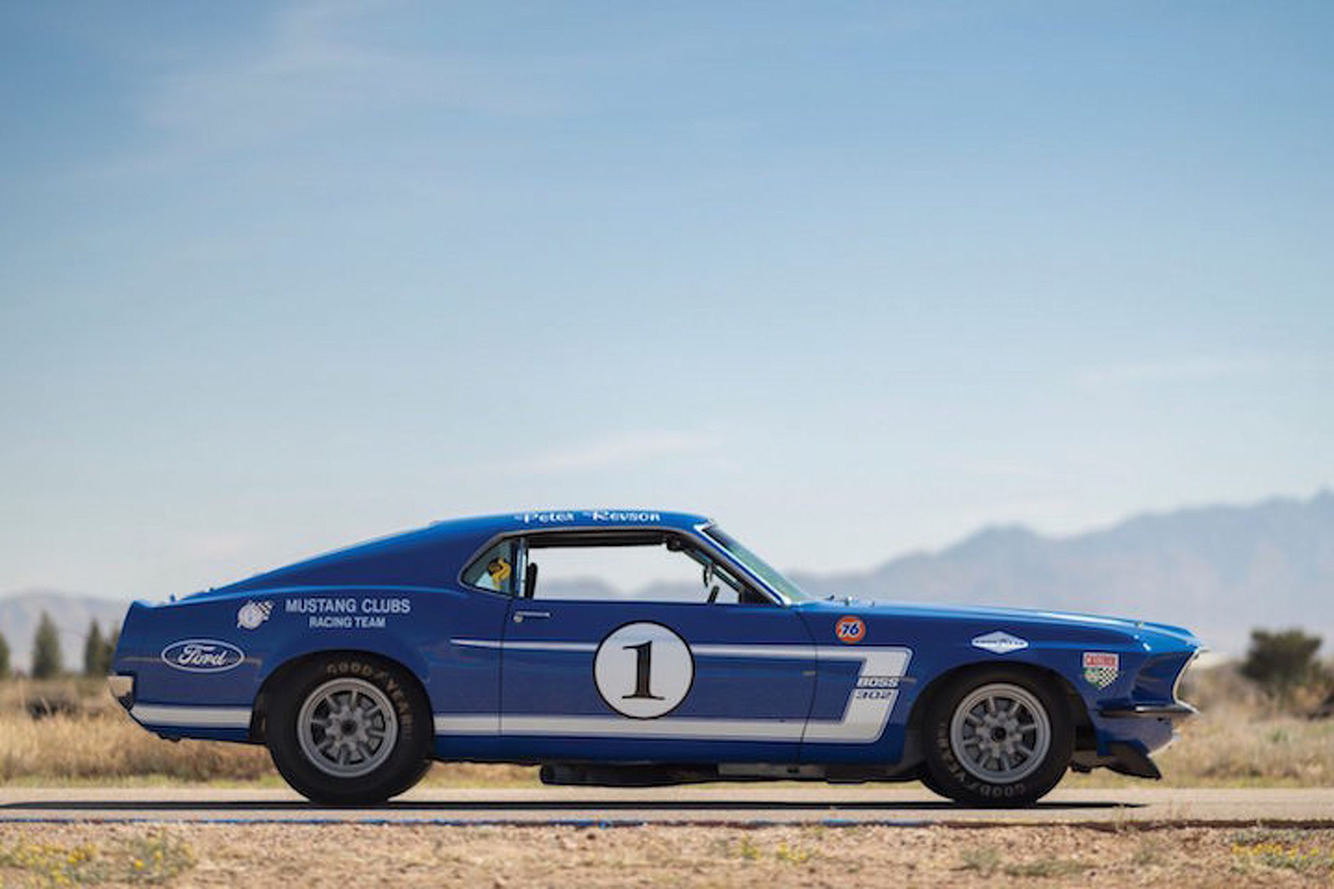 Grab This Gorgeous 1969 Ford Mustang Boss 302 Trans Am