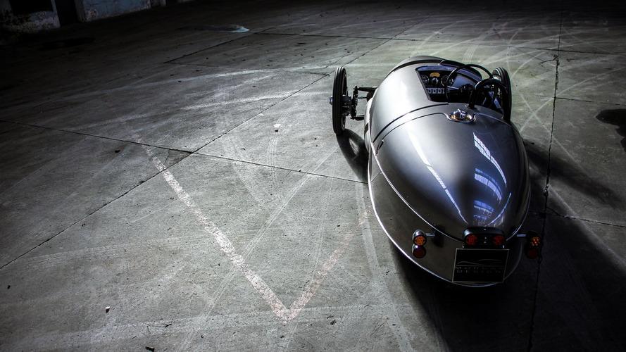 Morgan EV3 versión de producción