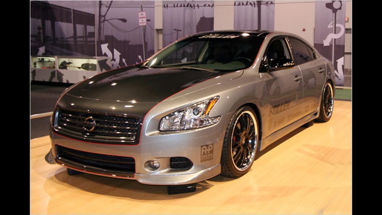 SEMA: Nissan und Infiniti