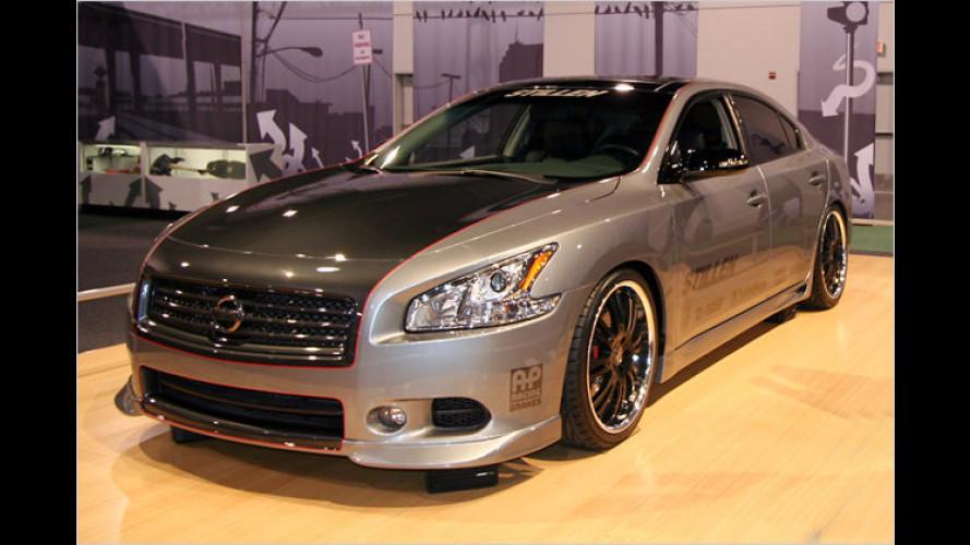 Nissan und Infiniti: Selbstbewusster Auftritt in Vegas