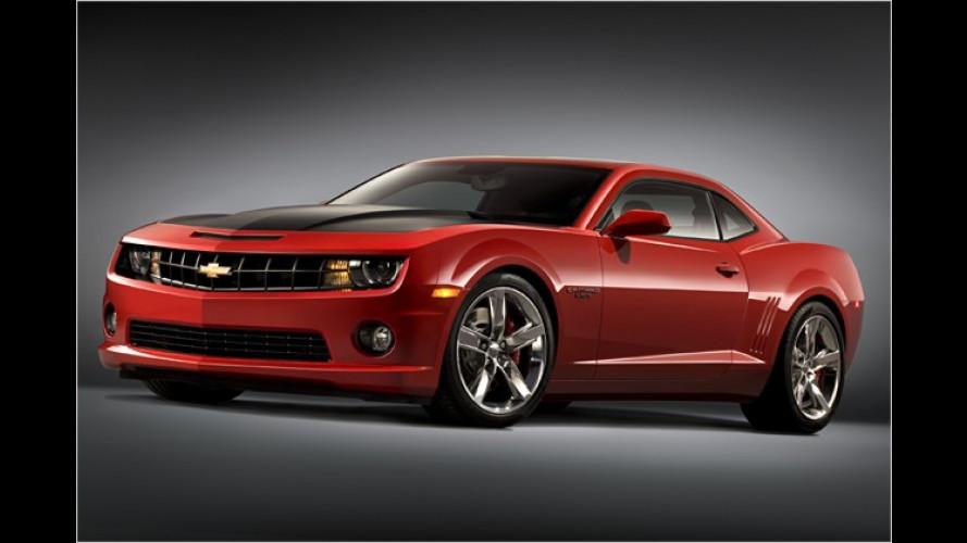 SEMA 2008: General Motors lässt die Muskeln spielen