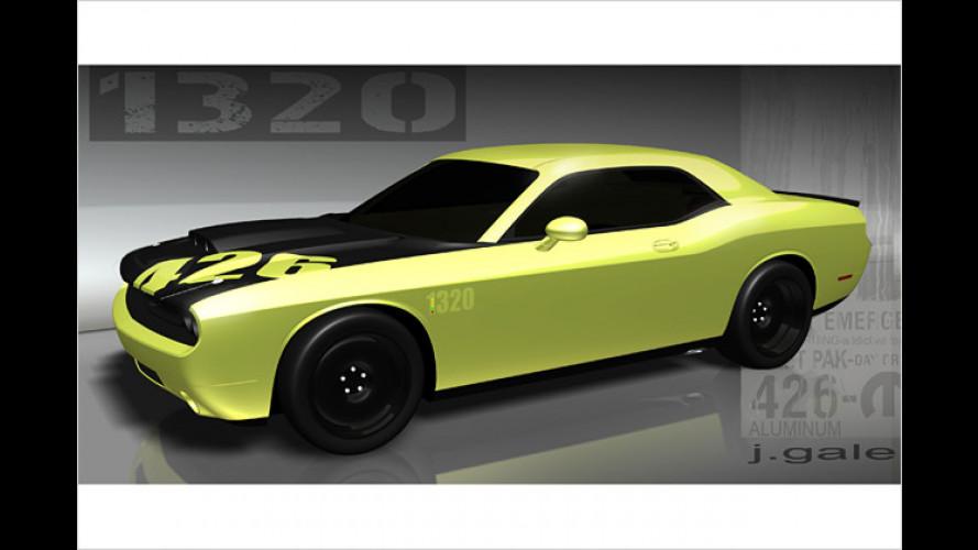 SEMA 2009: Heiße Showcars von Chrysler, Dodge und Jeep