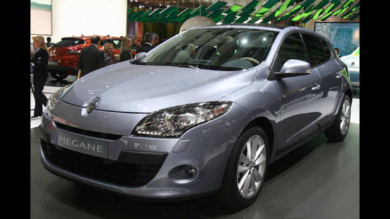 Renault Mégane Fünftürer