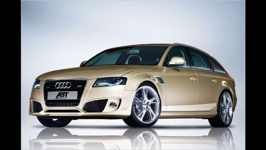 Avanti, Avanti: Der getunte Audi A4 Avant von Abt