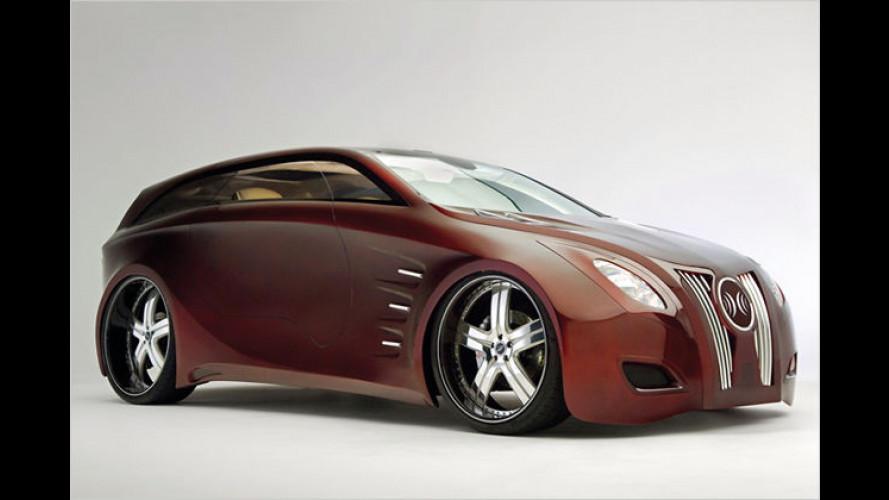 Alpine Imprint RLS: Musikalischer Monster-Mercedes