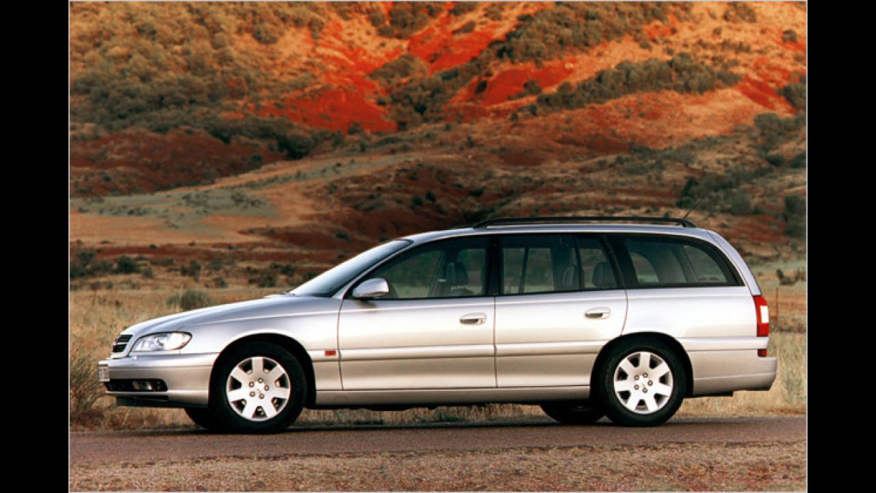 Opel Omega B Caravan (1999)