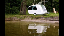 Campen im See