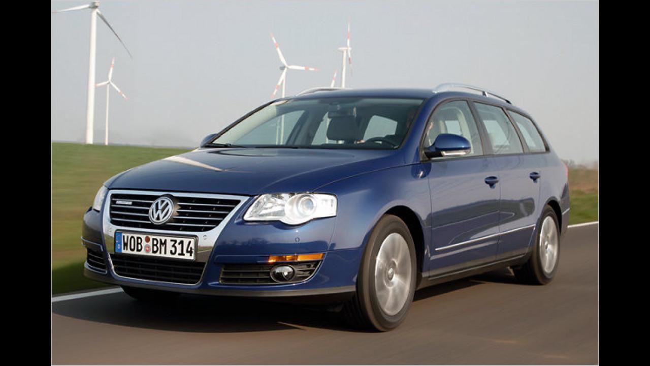 VW Passat Variant 1.4 TSI BlueMotion Trendline