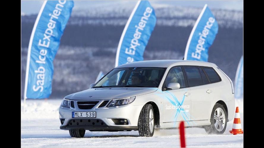 Vier gewinnt: Saab bringt Allradantrieb für die 9-3-Modelle