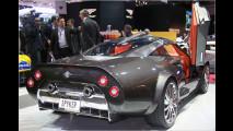 Neuer Spyker in Genf