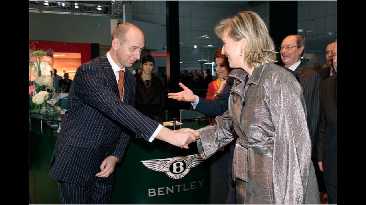 Dirk van Braeckel (Bentley)