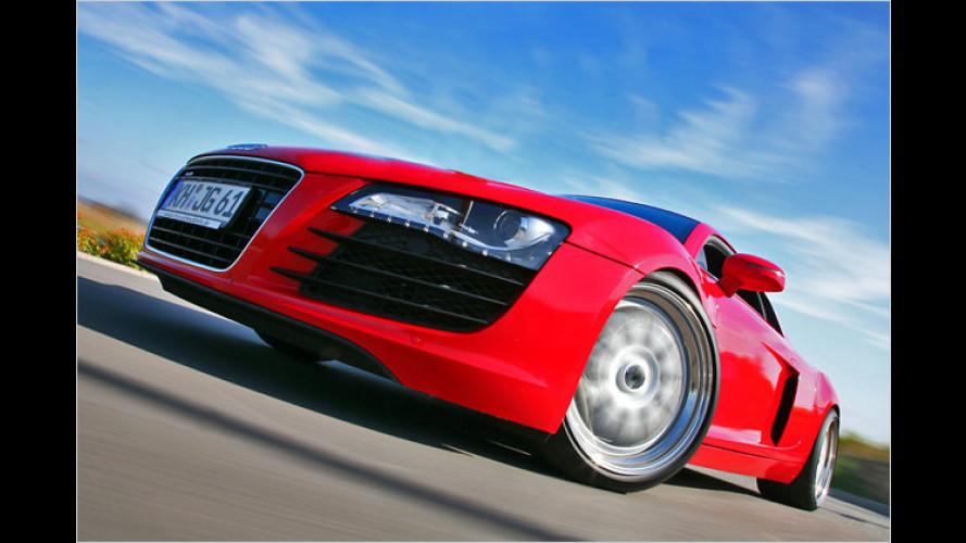 Audi R8: MFK Autosport powert den Ingolstädter Boliden