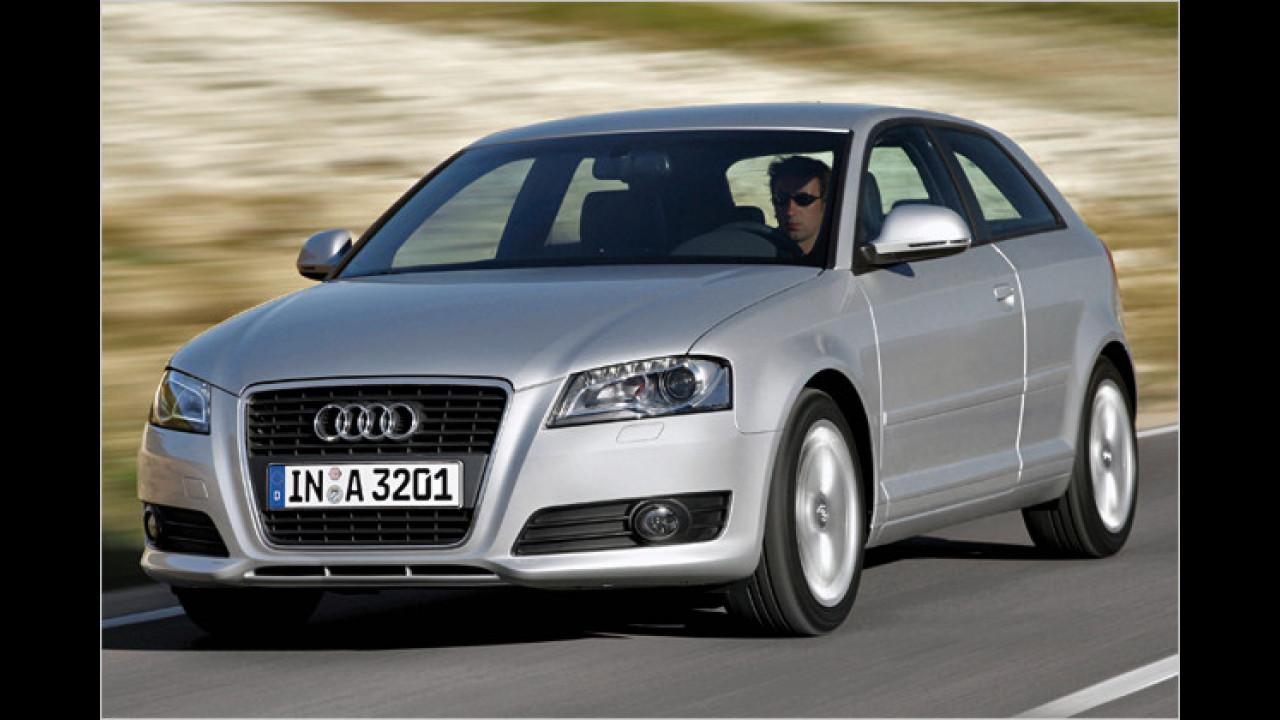 Audi A3 1.6 TDI Attraction DPF