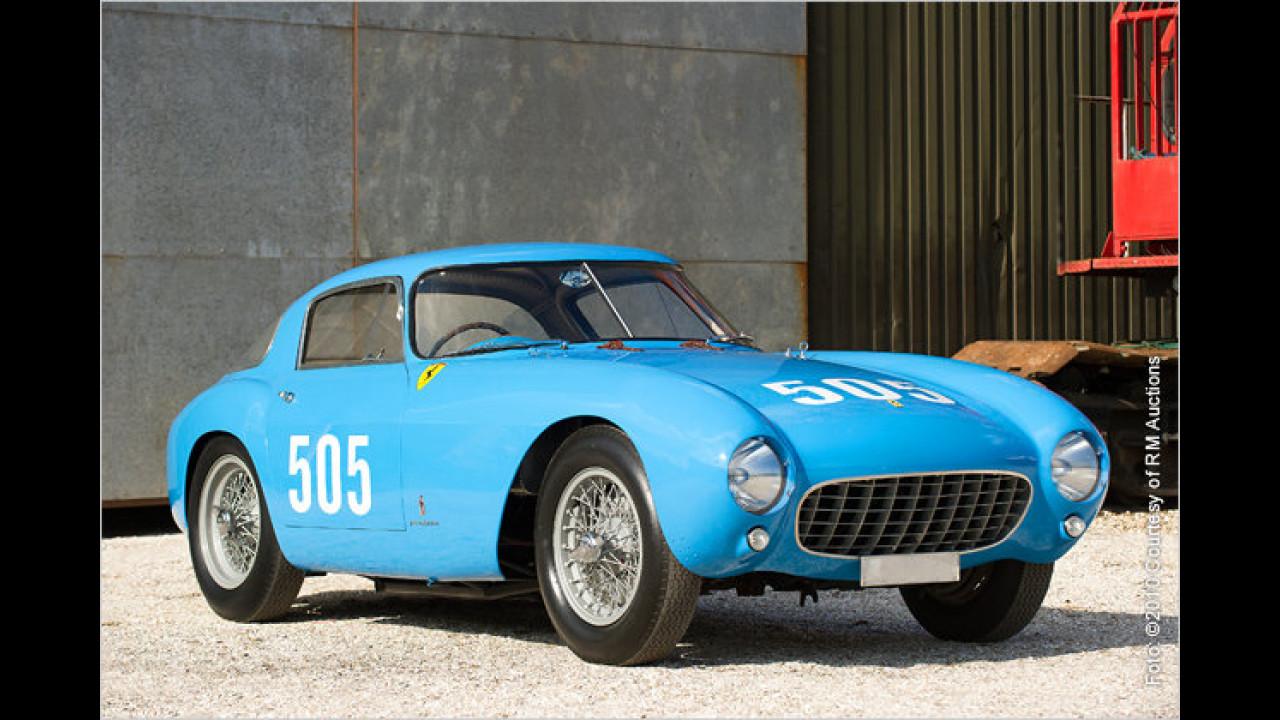 Ferrari 500 Mondial Berlinetta, Baujahr 1954