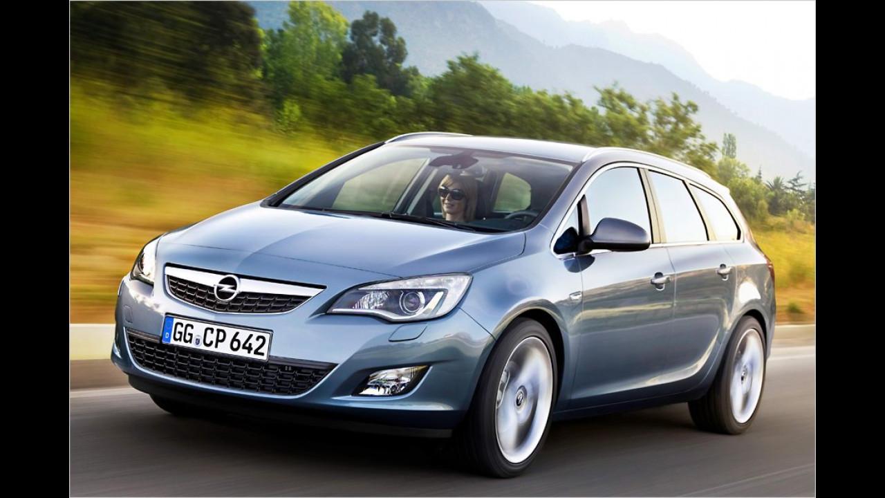 Opel Astra Sports Tourer 1.3 CDTI ecoFlex
