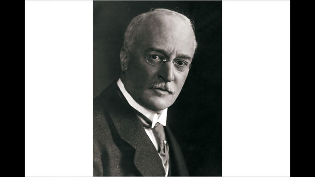 150. Geburtstag Rudolf Diesel