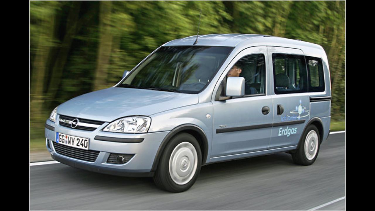 Opel Combo Combi 1.6 CNG ecoFlex