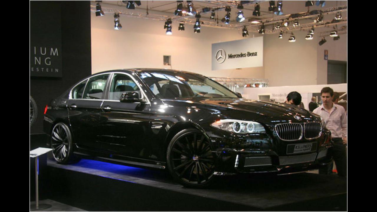 Kelleners Sport BMW Fünfer