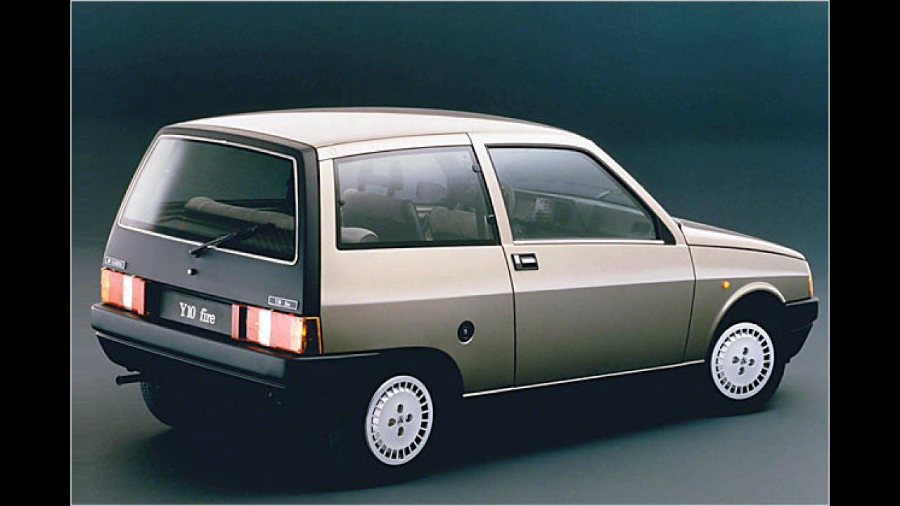 25 Jahre Lancia Y10