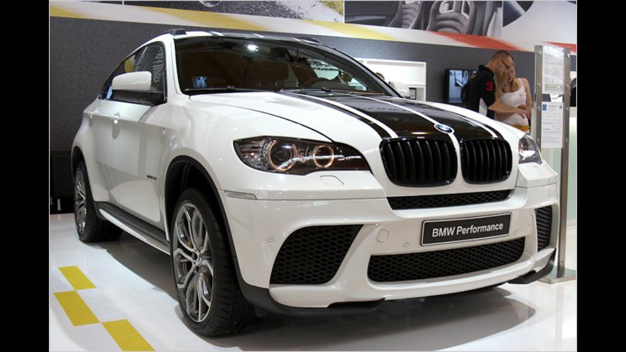 BMW X6 xDrive35i Performance