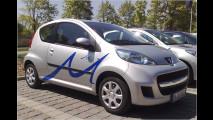 Peugeot macht Mu