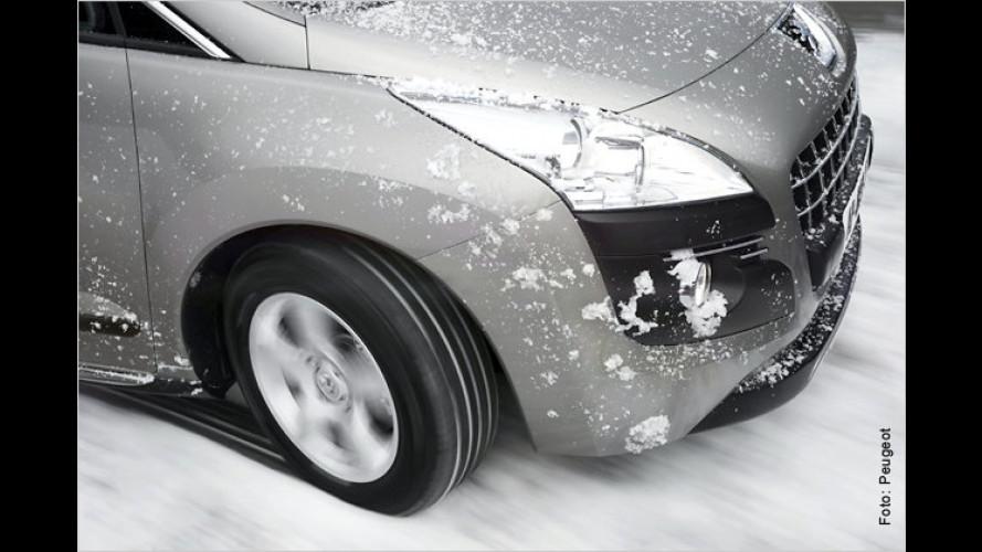 Bundesrat beschließt Winterreifen-Pflicht und Führerschein mit 17