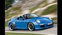 Neuer 911 Speedster