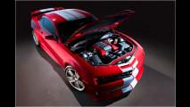 SEMA 2010: V8-Fieber
