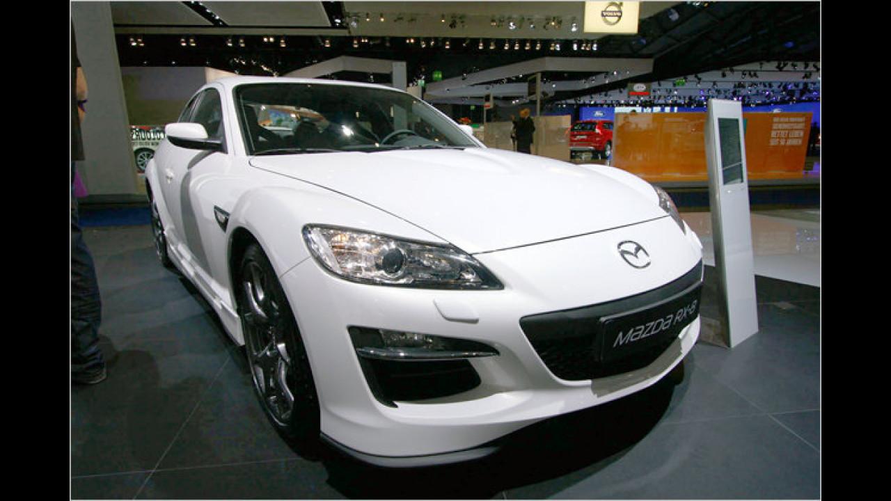 Mazda RX-8 Facelift