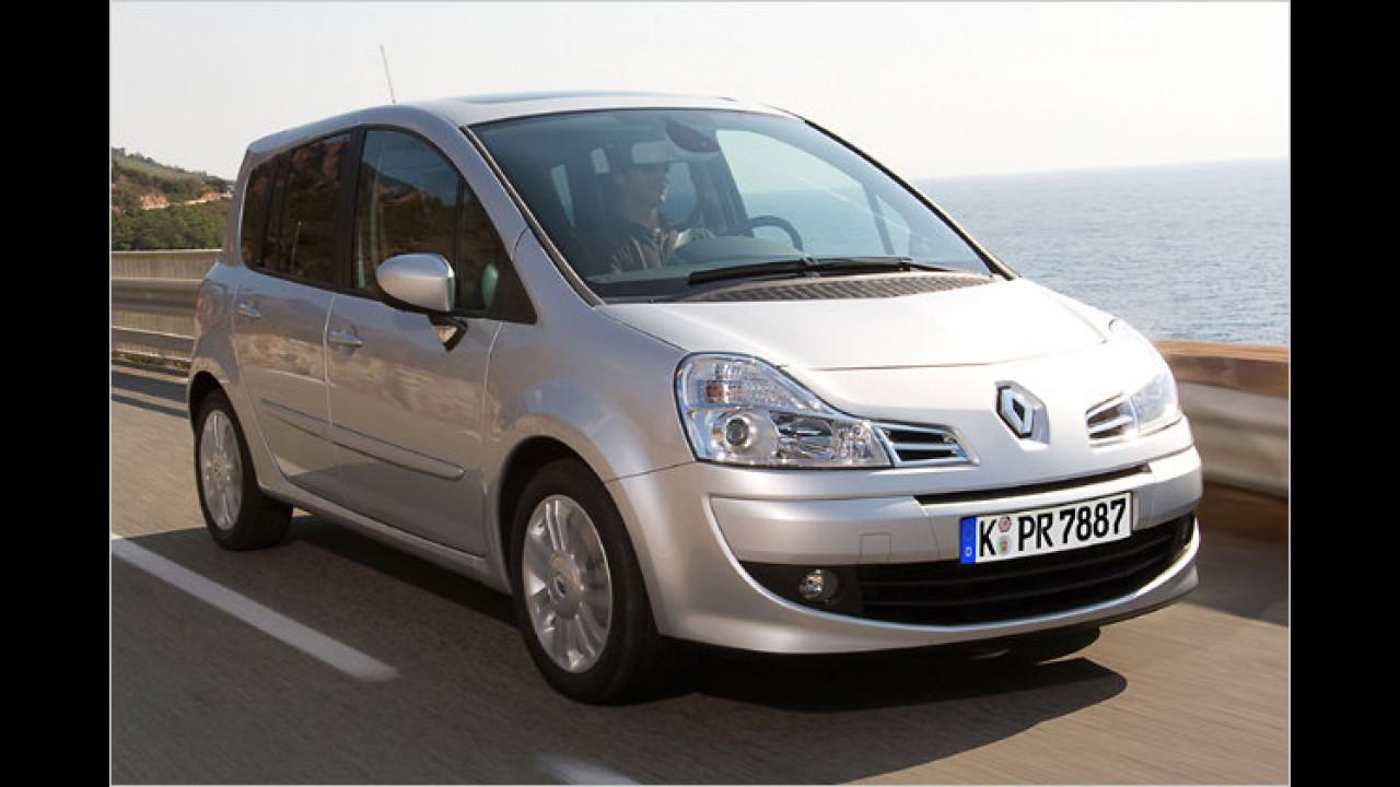 Renault Grand Modus 1.2 16V Dynamique Quickshift