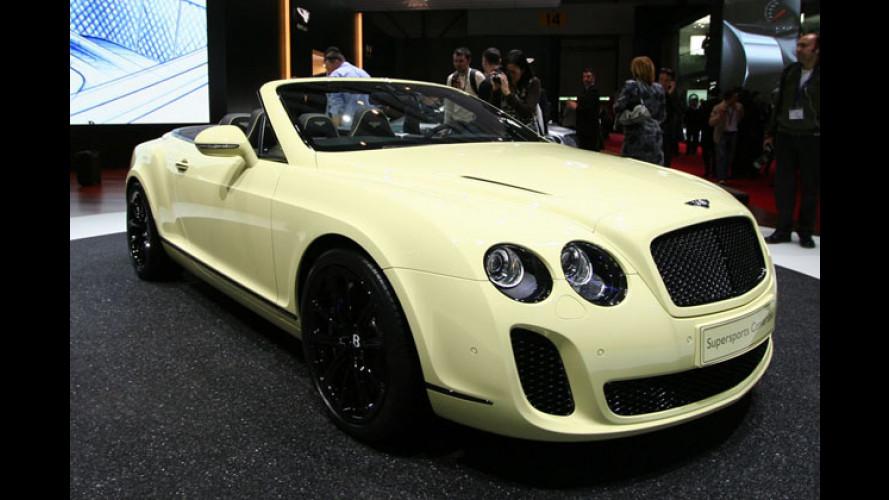 Geldbörse festhalten: Die teuersten Autos des Genfer Salons 2010