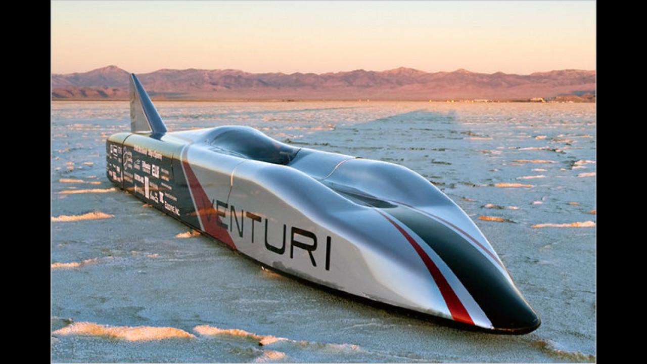 515 km/h mit Elektroauto