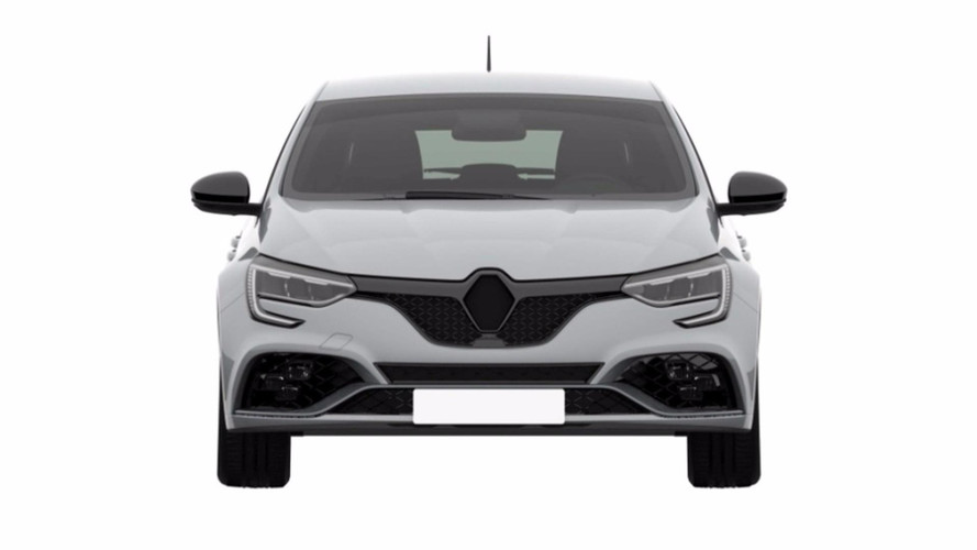 2018 Renault Megane RS patent images