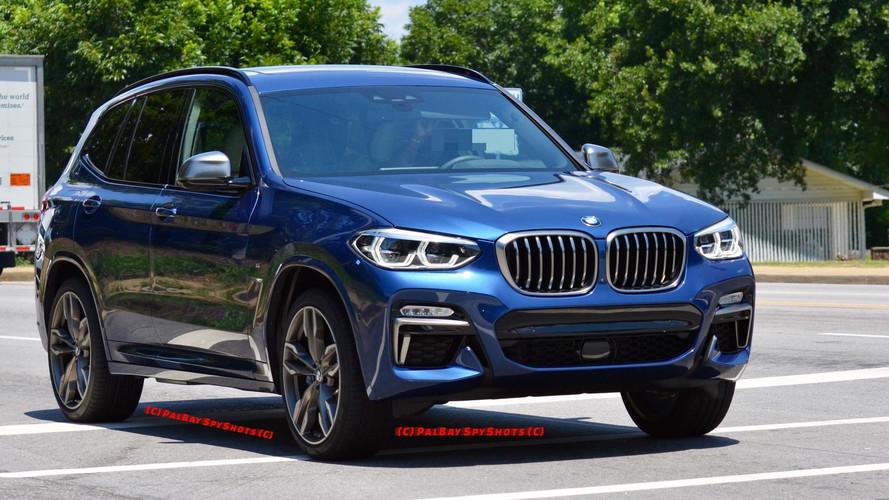 BMW X3 M40i gerçek hayatta nasıl görünüyor?