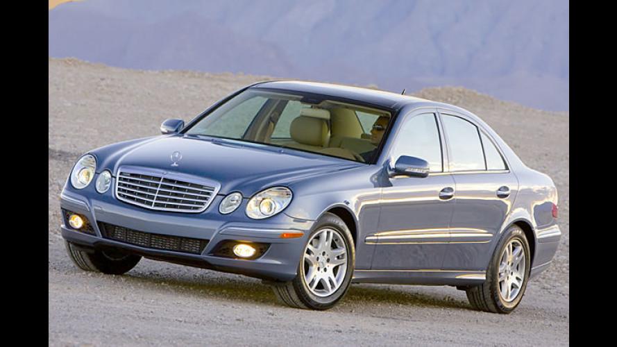 Mercedes-Benz bringt den Diesel nach Kalifornien