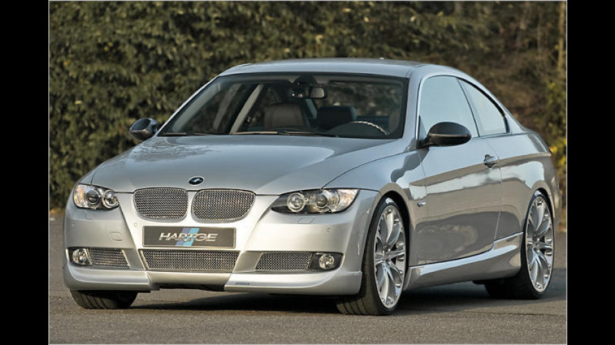 Hartge: Schickes Tuning für BMW-3er Coupé und Cabrio