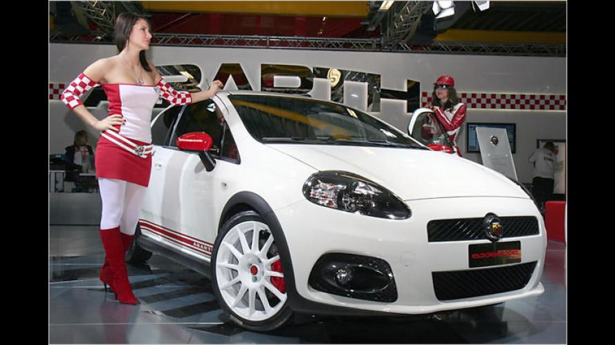 Die Highlights der Bologna Motor Show 2007 zum Durchklicken