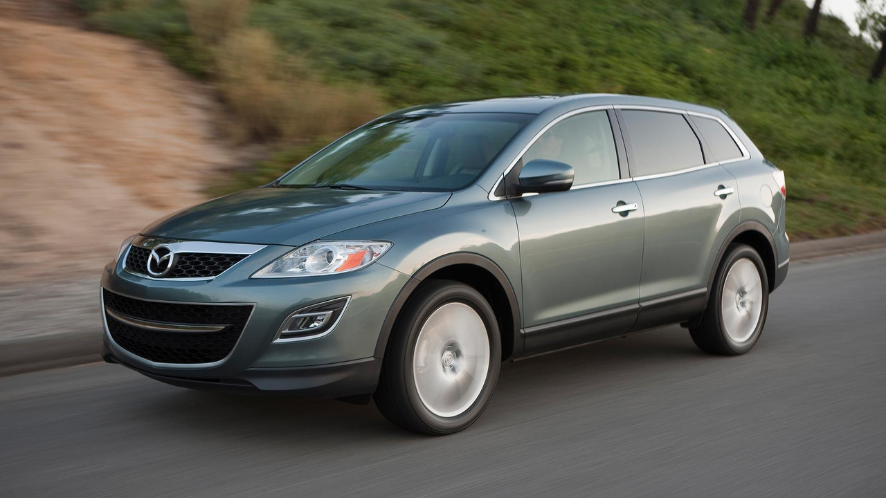 Kekurangan Mazda Cx 9 2011 Review